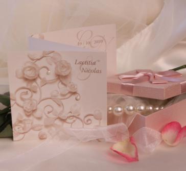 Invitatie de nunta BUSQUETS cod 32.041.13242