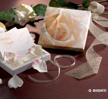 Invitatie de nunta Aroma