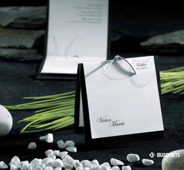 Invitatie de nunta Onyx