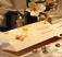 Invitatie de nunta cu trandafiri, verighete si snur