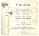 Invitatie de nunta - wedding antique