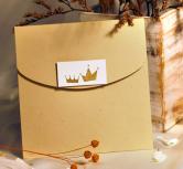 Invitatie nunta rege si regina