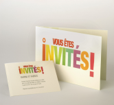Invitatie party BUSQUETS cod 32.038.14278.8