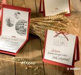 Invitatie de nunta Coral